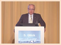 Keynote-Lecture von Prof. Dr. Stefan Glück, Miami/USA zum Thema Immunonkologie.