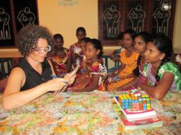 Die Kinderhilfe KAKADU e.V. fördert seit 25 Jahren gezielt und unbürokratisch Kinderhilfsprojekte in Peru und Sri Lanka.