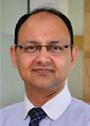 Dr. Nitesh Rohatgi, Onkologe und stellvertretender Direktor am Max Super Speciality Hospital, Neu-Delhi, Indien