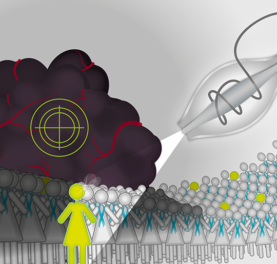Das Protein CT45 scheint ein Schlüssel zum langfristigen Überleben beim Eierstockkrebs zu sein.