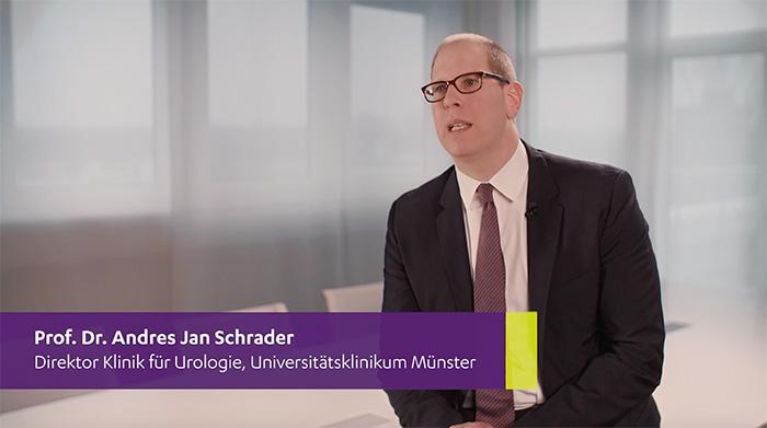 Prof. Dr. med. Andres Jan Schrader