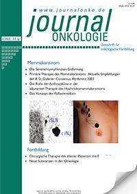 JOURNAL ONKOLOGIE 02/2003