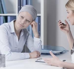 Wie junge Krebspatienten mit der Diagnose leben