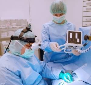Augmented-Reality-System unterstützt Ärzte beim Lokalisieren von Lymphknoten