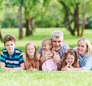 Offenbar geringeres Krebsrisiko in kinderreichen Familien