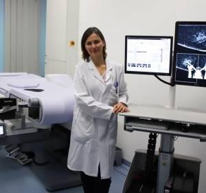 Mammakarzinom: präzisere und schnellere Diagnostik mit neuem Biopsietisch
