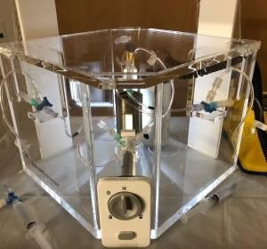 Lebermetastasen: Neue Testsubstanz für den Einsatz vor der Therapie mit Holmium-166 markierten Mikrosphären aus Polyactid