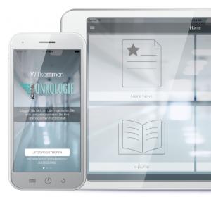 Umfangreicher Relaunch: Die neue JOURNAL ONKOLOGIE Mobile-App