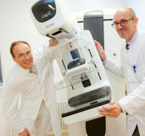 Medizinische Bildgebung: Neues Gerät zur Präventivdiagnostik von Brustkrebs