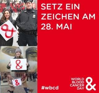 World Blood Cancer Day 2017: Mehr Lebenschancen durch nachhaltige Aufklärung