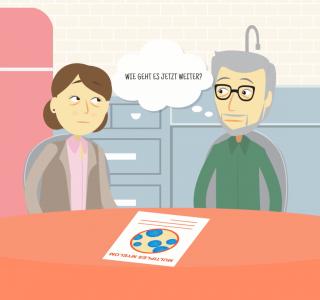 Das Multiple Myelom besser verstehen: Drei Erklärfilme für Patienten und Angehörige ab sofort online