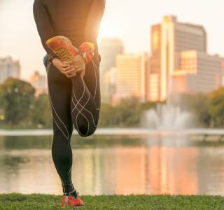 Nach dem Krebs wieder auf die Beine kommen - wie Sport hilft