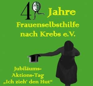 """Große Jubiläumsaktion """"Ich zieh' den Hut"""""""