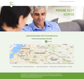 """Mit neuer Website """"psyche-hilft-koerper.de"""" finden Krebspatienten schnell und einfach psychoonkologische Hilfe"""