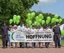 Lauf ins Leben zugunsten wichtiger Projekte der Krebsgesellschaft Schleswig-Holstein