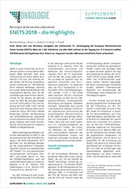 ENETS 2018 – die Highlights