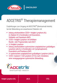 ADCETRIS<sup>®</sup> Therapiemanagement