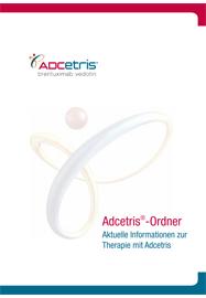 Adcetris®-Ordner/ Aktuelle Informationen zur Therapie mit Adcetris