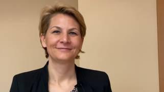 Sabine Seiler: Brustkrebs in der Schwangerschaft und präventives Denosumab bei Patientinnen mit BRCA-Mutation